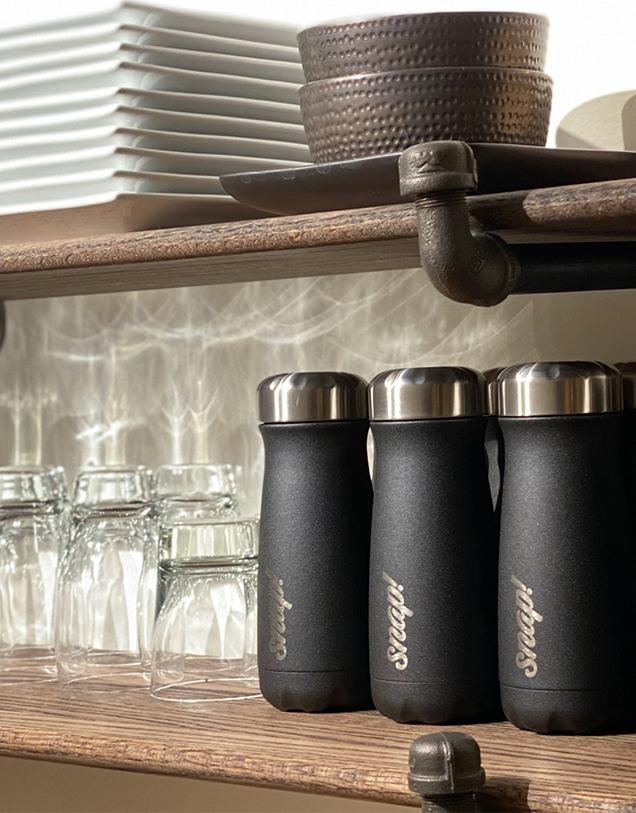 Snap Office Water Bottles