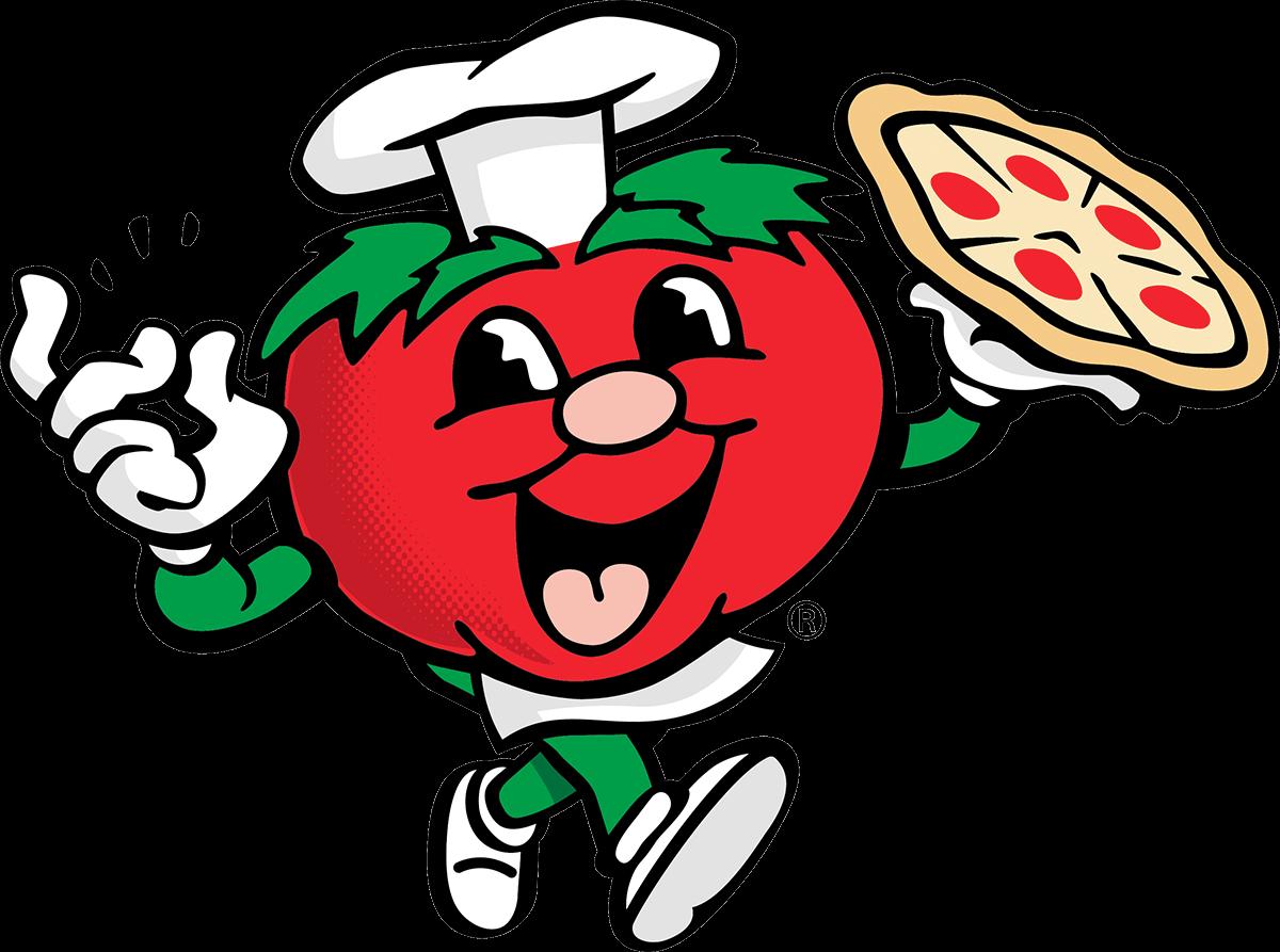 Snappy Tomato Pizza Logo